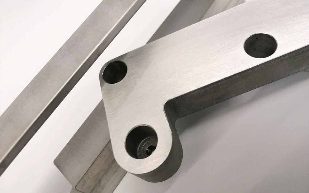 Konstruktionsteil aus 30 mm Aluminium