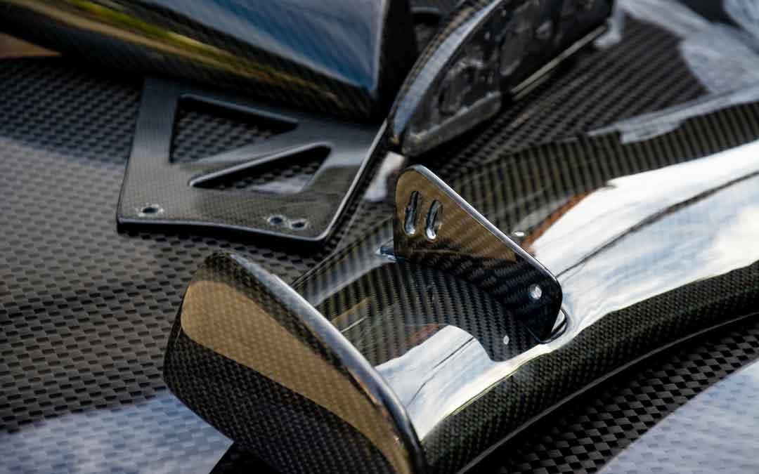 Carbon Produkte aus dem Motorsport