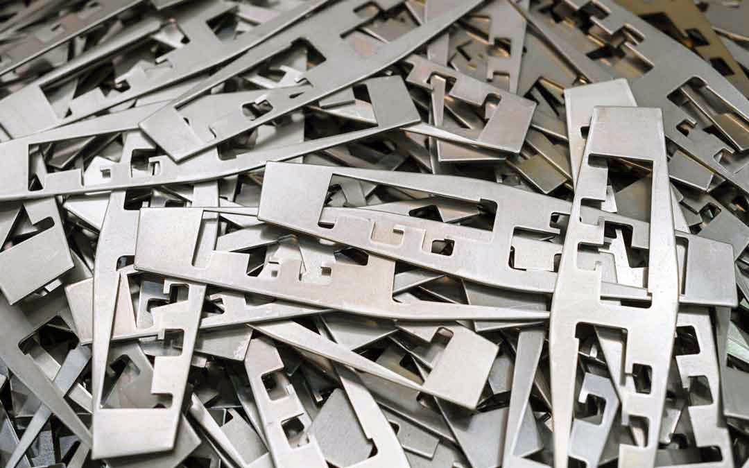 Edelstahl Metall-Platten